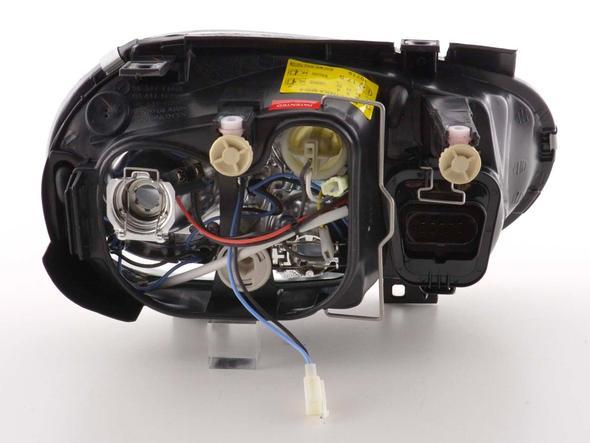 Da sind die Leitungen zu sehen - (Auto, VW, Golf)