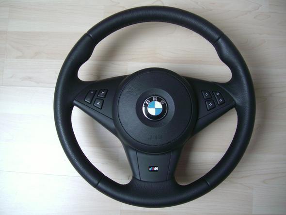 E60 Lenkrad - (Auto, BMW, Lenkrad)