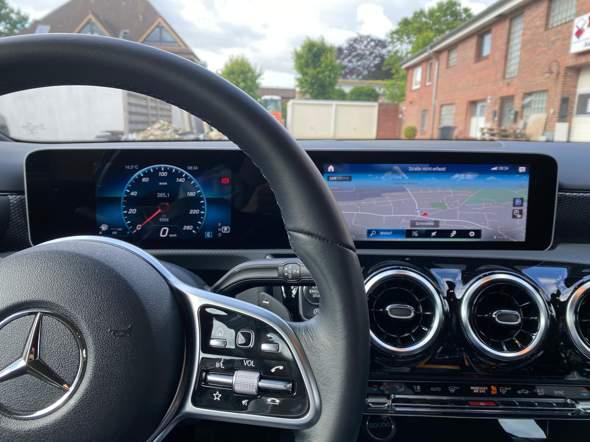Display Upgrade Mercedes?