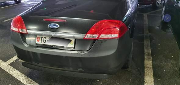 - (Kofferraum-Entriegelung, Ford Focus cabrio)