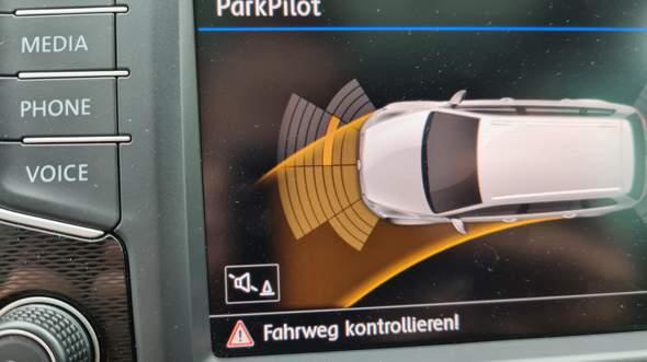 - (Parksensoren, VW Golf 7 )