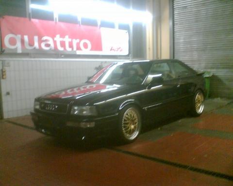 - (Audi S2, ETA BETA)