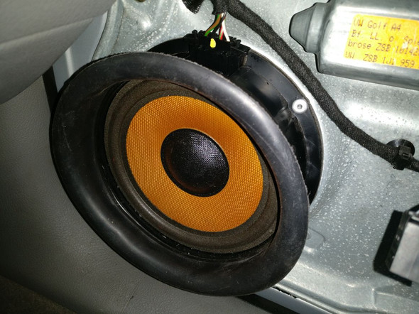 Lautsprecher - (Volkswagen, Golf 4, Lautsprecher)