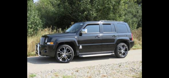 - (Gebrauchtwagen, Kaufberatung, Jeep)