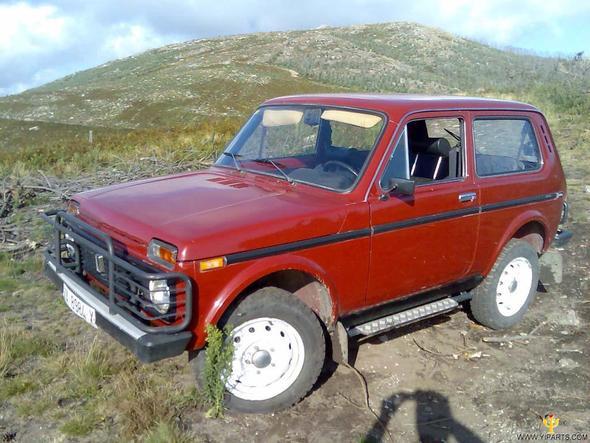Lada Niva 2121 - (Reparatur, Ersatzteile, Anleitung)