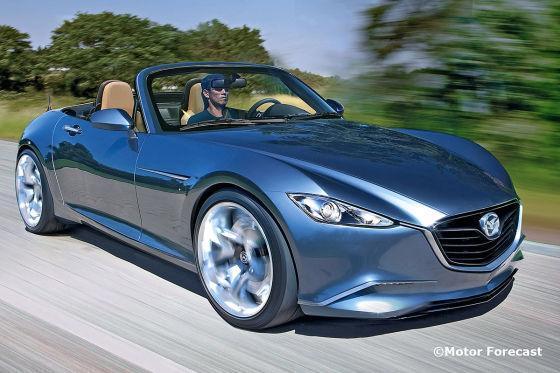 neuerMX5 - (Neues Modell, mazda mx 5, Frühjahr 2012)