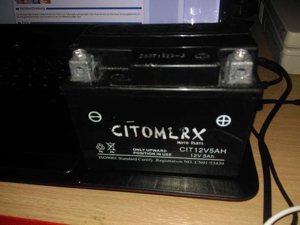 Mein Strombeutel :P - (Sicherheit, Batterie)