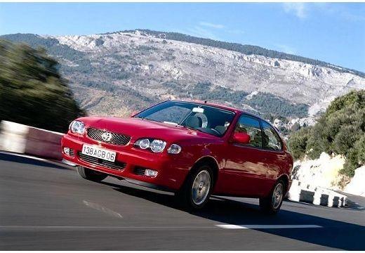 Toyota Corolla 1.6 G6 - (Toyota, Motoröl)
